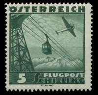 ÖSTERREICH 1935 Nr 611 Ungebraucht X89C802 - 1918-1945 1. Republik