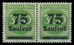 DEUTSCHES REICH 1923 HOCHINFLA Nr 286 Postfrisch WAAGR X89C8F6 - Nuevos