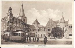 Heerlen Emmaplein Gelopen 15-4-1930 Bestellersstempel - Heerlen