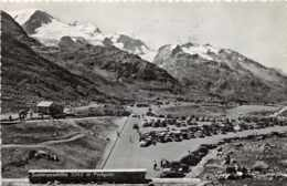 Sustenpasshöhe - Parkplatz - UR Uri