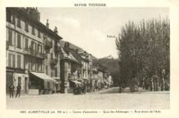 Albertville - Quai Des Allobroges - Albertville