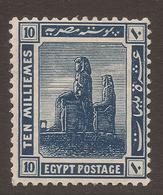 EGYPT. 10m MOUNTED MINT. - 1915-1921 Protectorat Britannique