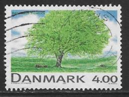 Denmark Scott # 1144 Used Tree ,1999 - Denmark