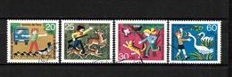 LOTE 2060 /// ALEMANIA FED. YVERT Nº: 560/563  CATALOG./COTE: 6,10€     ¡¡¡ OFERTA - LIQUIDATION !!! JE LIQUIDE !!! - Used Stamps