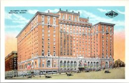 Washington Seattle Olympic Hotel - Seattle