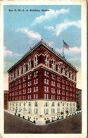 Washington Seattle The Y W C A Building 1921 - Seattle