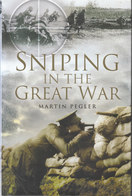 Sniping In The Great War // Martin Pegler - Oorlog 1914-18