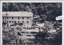 LODS- HOTEL DE LA TRUITE D OR- AU BORD DE LA LOUE- RIVIERE A TRUITES - Autres Communes