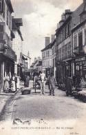 03 - Allier - SAINT POURCAIN Sur SIOULE - Rue Des Changes - France