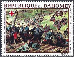 Dahomey 1968 - Mi 352 - YT Pa 81 ( Battle Of Montebello ) MNH** Airmail - Bénin – Dahomey (1960-...)