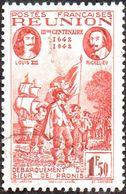 Réunion Obl. N° 182 - Rattachement à La France 1fr50 Brun-lilas - Réunion (1852-1975)