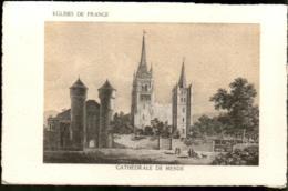 51bf 47 CPA - CATHEDRALE DE MENDE - Mende