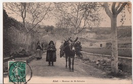 ALET-AVENUE DE SAINT SALVAIRE - France