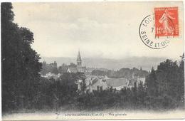 LOUVECIENNES : VUE GENERALE - Louveciennes