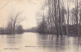 VIL- MIRANDE  DANS  LE GERS  CRUE DU 26 JANVIER 1910  LE LAVOIR - Mirande