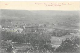 VUE PANORAMIQUE DE DAMIETTE ET ST REMY - Francia