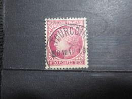 """VEND BEAU TIMBRE FRANCE N° 679 , OBLITERATION """" TOURCOING """" !!! - 1945-47 Cérès De Mazelin"""