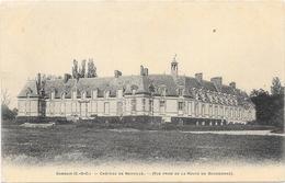 GAMBAIS : CHATEAU DE NEUVILLE - France