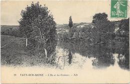 VAUX SUR SEINE : L'ILE ET LES COTEAUX - France