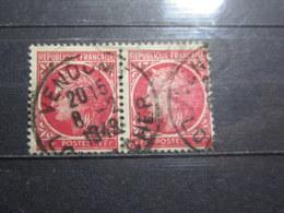 """VEND BEAUX TIMBRES FRANCE N° 676 EN PAIRE , OBLITERATION """" VENDOME """" !!! - 1945-47 Cérès De Mazelin"""