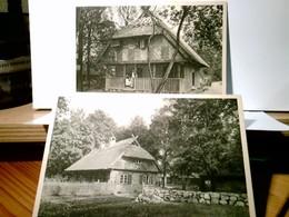 Ostpreußisches Heimtamuseum In Königsberg. 2 X Seltene AK S/w. 1 X Bauernhof Aus Pempen / Piaulen, Kreis Memel - Postkaarten