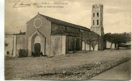 2A-CORSE  - BONIFACIO - Eglise Saint-Dominique - France
