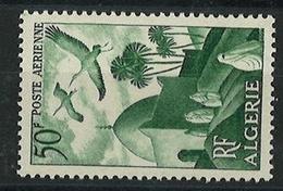 Algeria Mnh ** 4 Euros Birds Oiseaux - Algeria (1924-1962)
