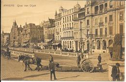 CARTE POSTALE ANCIENNE  ANVERS  - BELGIQUE - Antwerpen