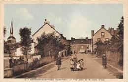 20-6772 : MOISDON LA RIVIERE. ROUTE D'ISSE - Moisdon La Riviere