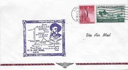 ETATS-UNIS - USA - Buffalo Bill - Cody - Montana - Wyoming - Covers & Documents