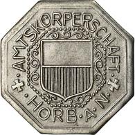 Monnaie, Allemagne, Kriegsnotgeld, Homburg Vor Der Höhe, 10 Pfennig, 1918, SUP - Monetary/Of Necessity