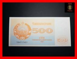 UZBEKISTAN 500 Som  1992  P. 69 B  UNC - Oezbekistan