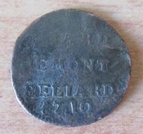 France - Monnaie Liard De Montbéliard 1710 - 476-1789 Monnaies Seigneuriales