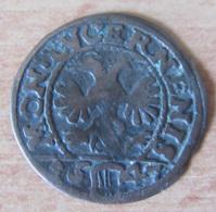 Suisse - Canton De Lucerne / Luzern / Lucern - Monnaie 1 Schilling 1647 (billon) - Suisse