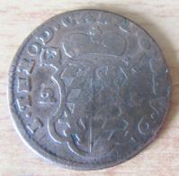 Belgique / Principauté De Liège - Monnaie 2 Liards Jean-Théodore De Bavière 1752 - Belgium