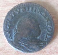 Pologne - Monnaie Szelag / Solidus August III 1755 - Pologne