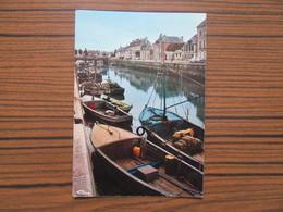 Isigny Sur Mer ( Calvados )     Le Port - France