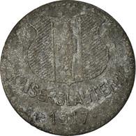 Monnaie, Allemagne, Kriegsgeld, Kaiserlautern, 10 Pfennig, 1917, TTB, Zinc - Monedas/ De Necesidad