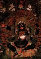CPM - ART Du BOUDDHISME LAMAÏQUE - Le Gardien De La LOI MAHÂKÂLA ... - Edition Musées Natx - Budismo