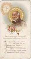 Image Religieuse : Saint Alphonse Rodriguez - Fréres Coadjuteur De La Compagnie De Jésus - ( N. D. D'aiguebelle ) - Images Religieuses
