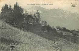73 -  COISE - CHATEAU DE RUBAUD - Frankreich