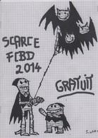 Scarce Free Comic Book Day Doom Patrol  The 3 Geeks 2014 - Livres, BD, Revues