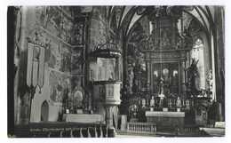 Kirche Obermauern Mit Fresken Ost-Tirol Gel. 1961 Virgen - Austria