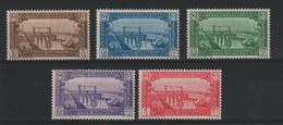 1930 Somalia Pro Istituto Coloniale Serie Cpl MLH - Somalia