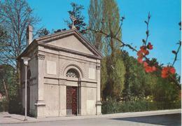 1277 SAN MAURO PASCOLI - CHIESETTA DELLA MADONNA DELL'ACQUA - MONUMENTO AI CADUTI - NON VIAGGIATA - Italia