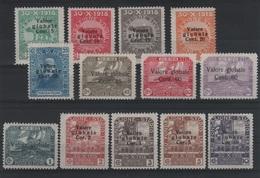1920 Fiume Occupazione Plebiscito Fondazione Studio Valore Globale MLH S.15 - 8. Occupazione 1a Guerra
