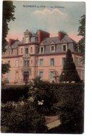 REF 498 : CPA 61 NONANT LE PIN Le Chateau - Altri Comuni