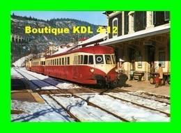 RU CT 26 - Autorail Renault ABJ 1 X 3005 En Gare - MOREZ - Jura - SNCF - Morez