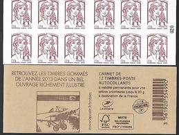 France 2013 - Yv N° 851 - C7 - ...dans Un Bel Ouvrage Illustré ** - Usados Corriente