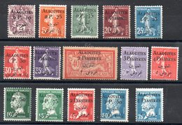 ALAOUITES - Lot Neufs * - MH - Cote: 72,10 € - Unused Stamps